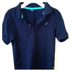Nautica toddler boys polo shirt size 4T